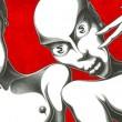 0303-The-Red-Series-No-122-By-Lyonn-Redd-Copyright-By-LYONN-REDD-ARTIST-LyonnreddCom-A-D1504-1024x410-D00002-Original-For-Sale-Q50